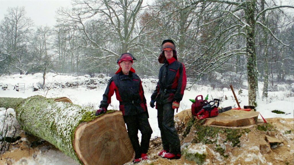 Kunskap och omsorg från skog till färdigt golv