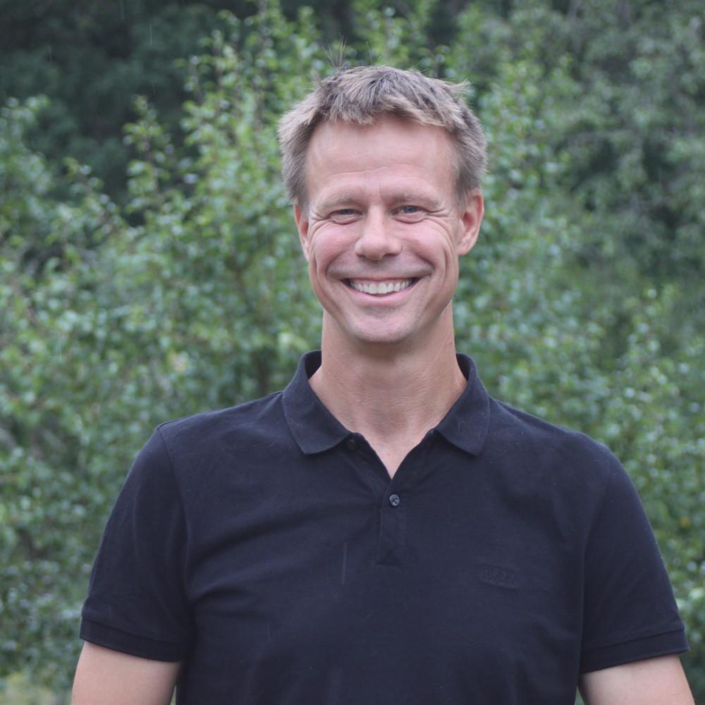 Tobias Bosson medlem i styrelsen Ängavången Ekgolv