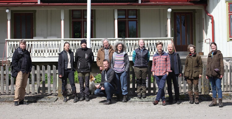 Exkursion i Ängavången